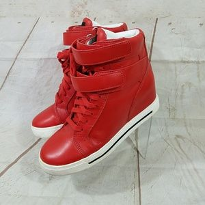 MARC JACOBS WEDGE SNEAKERS SIZE 41